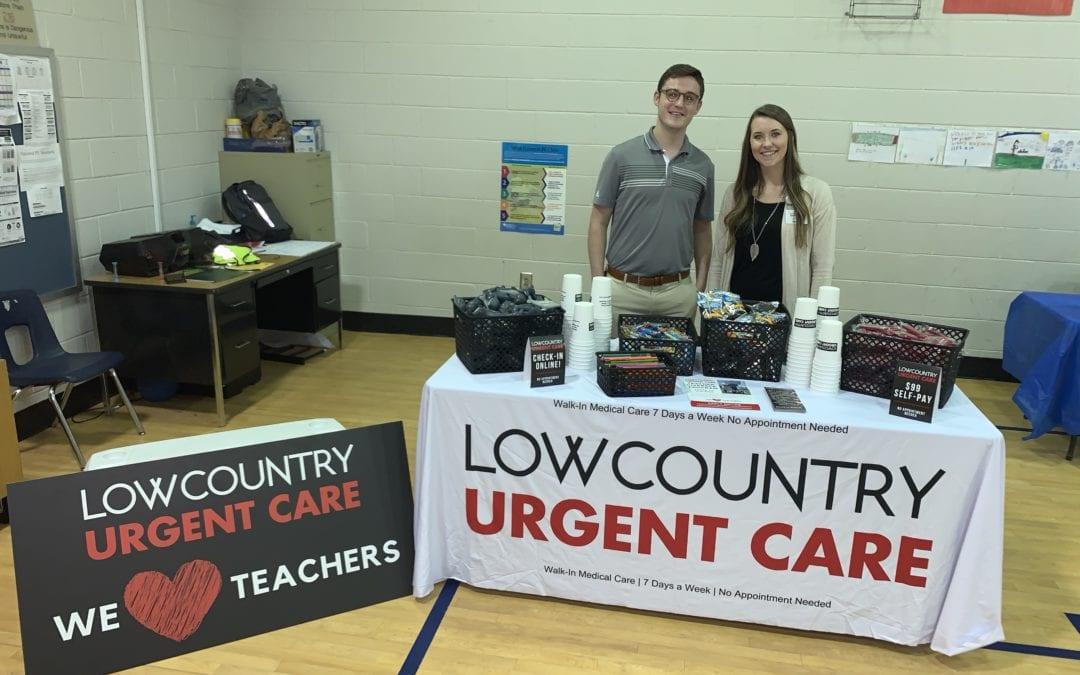 Northside Elementary Health Fair