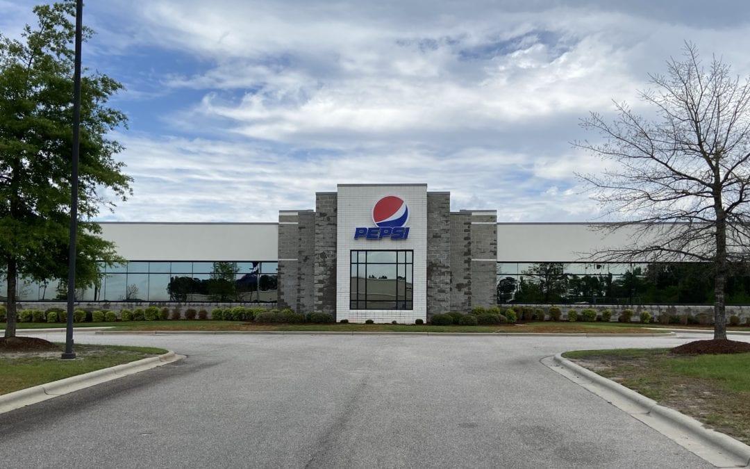 Thank You, Pepsi-Cola of Florence!